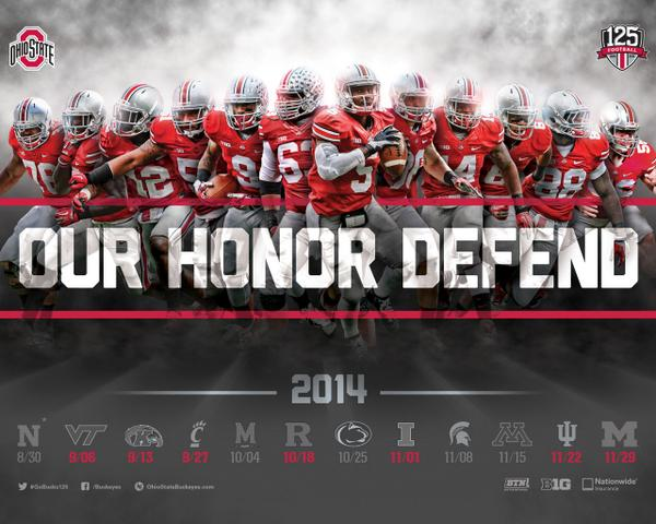 My very biased Ohio State 2014 Quick Preview