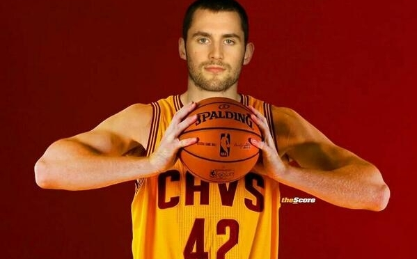 Cavs make Kevin Love trade official