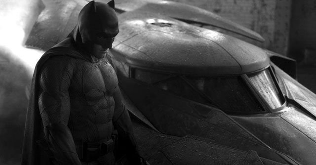 The new Batmobile looks AWESOME