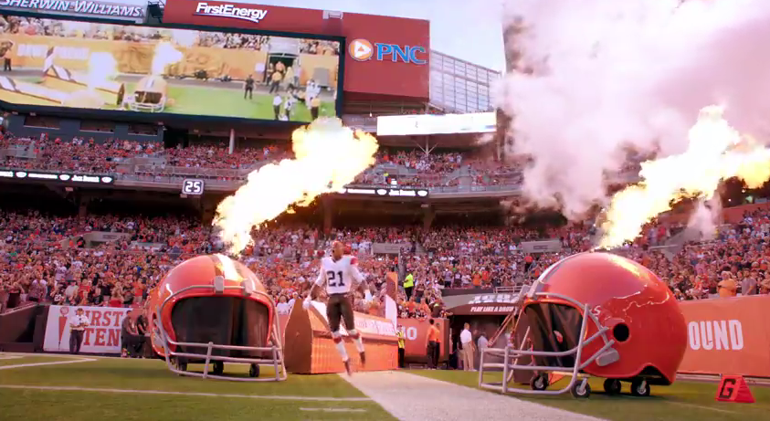 The New Browns Hype Video Will Make You Wish It Was 1 Pm On