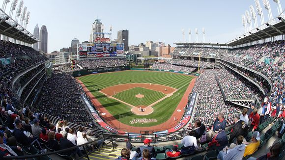 Quit complaining about Cleveland sports and get your asses to Progressive Field this week