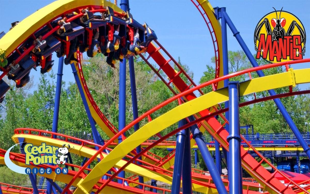 Cedar Point Says It S Closing The Mantis Cedar Point Must