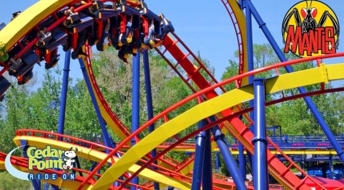Cedar Point says it's closing The Mantis. Cedar Point must think we're idiots.