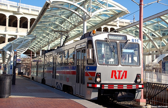 """Cleveland man refuses to pay $2.25 train fare because he's """"the f***ing commander"""""""