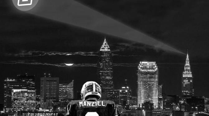 Buckle your ass up. Johnny Manziel is named starter for the Bengals game.
