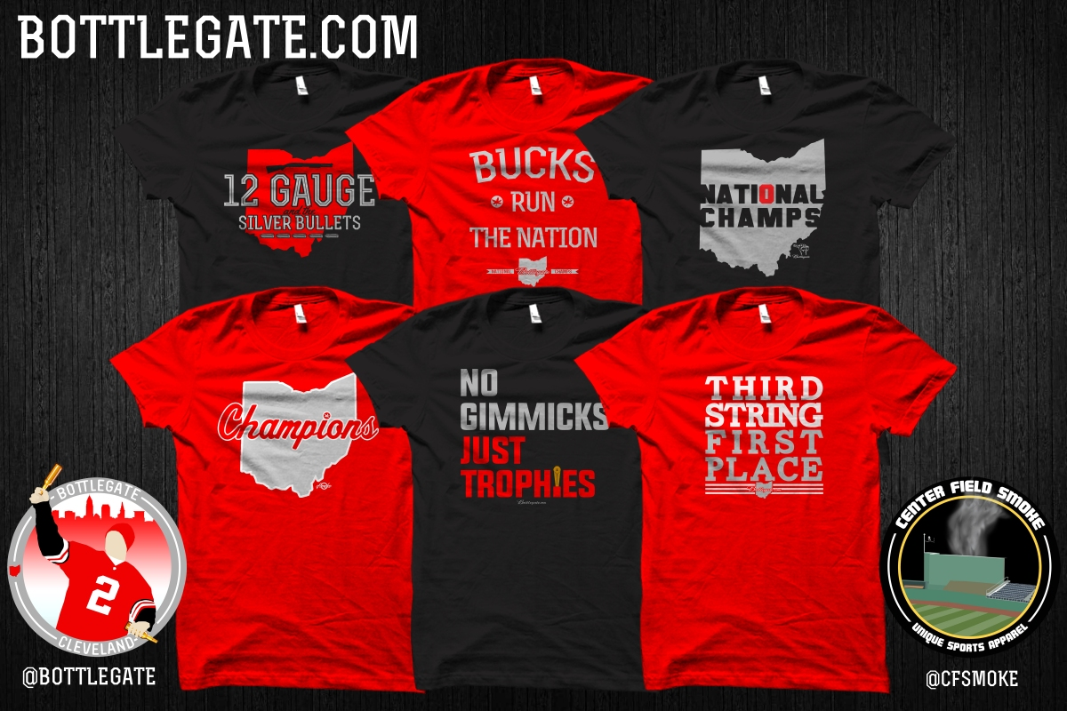 We have every Ohio State National Champions shirt you'll ever need