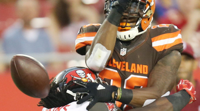 It's Nice To See Duke Johnson Is Still Alive After This Hit From Saturday