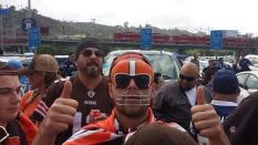 Browns fan