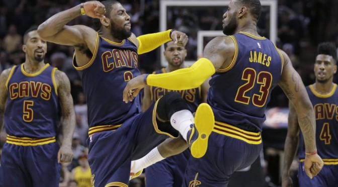Your 2015-16 Cleveland Cavaliers Season Preview; This Is The Year