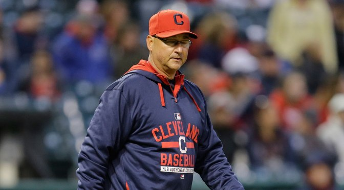 Be thankful for meaningful baseball in Cleveland (and Terry Francona)