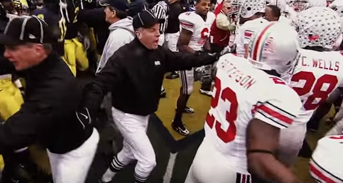 The Hype Video For Ohio State-Michigan Is Here And Nothing Else Matters