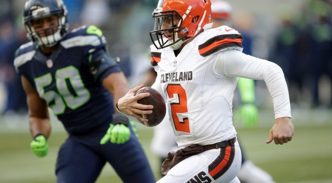 Browns-Seahawks Monday Game Tape; Browns Lose To Team They Should Lose To