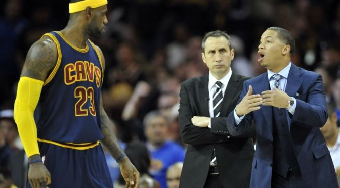 VIDEO: Was there more to David Blatt's firing than just needing a change?