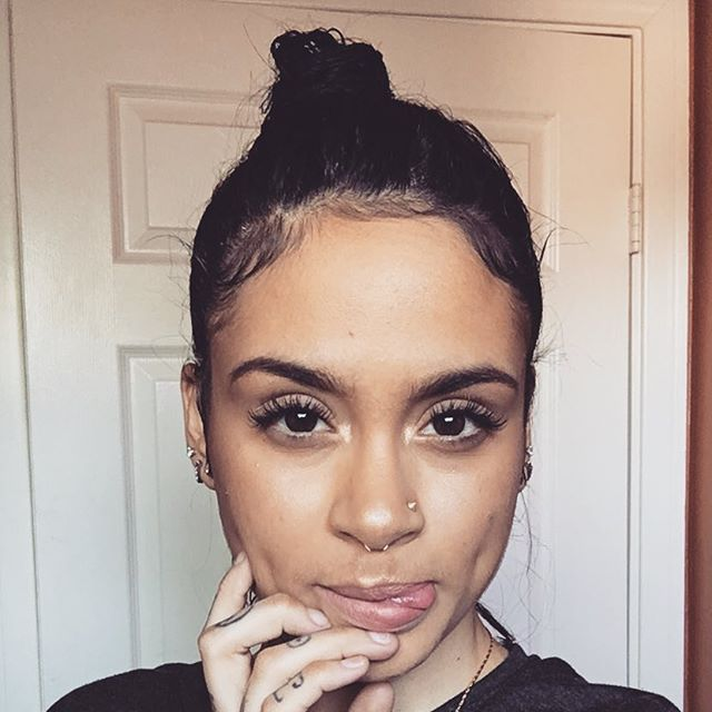 Kehlani dating history