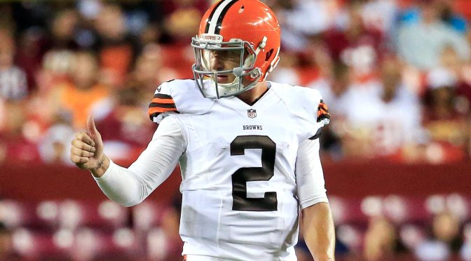 Johnny Manziel Involved In Another Altercation With His Girlfriend. This Time In Texas