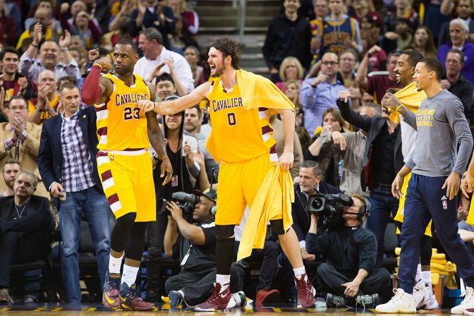 Quick Post: In Hindsight, This Cavs Regular Season Really Couldn't Have Gone Better