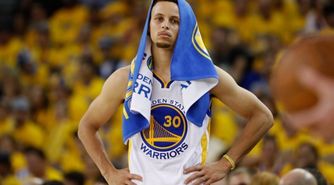 ICYMI, Steph Curry is BACK