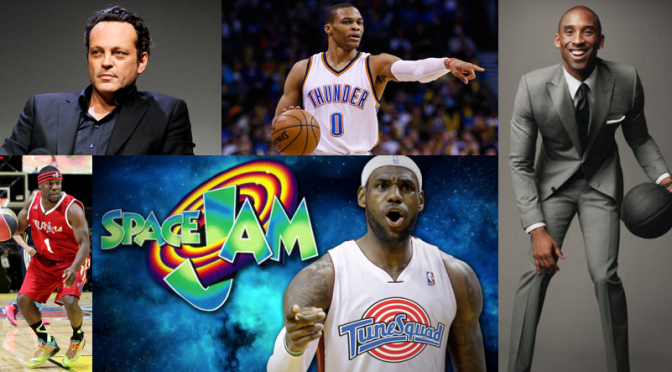 Recasting The Entire Space Jam Movie For 2016