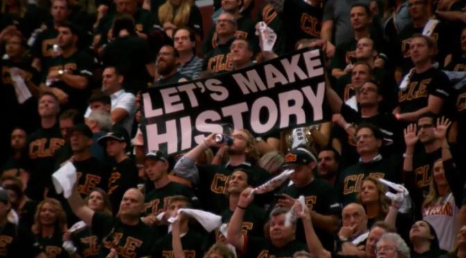 Cavs v Warriors NBA Finals Game 6 Highlight Reel (MGK Mix)