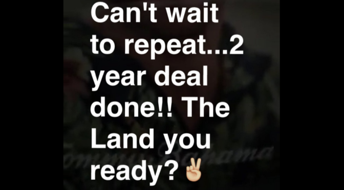 Richard Jefferson Announced He's Returning To The Cavs In The Only Way Possible; On Snapchat