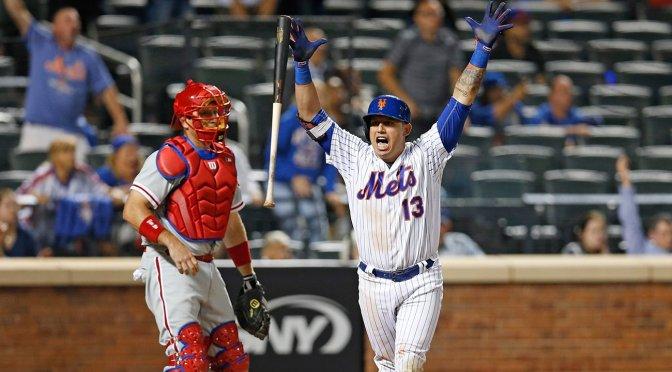 Watch former Indians shortstop Asdrubal Cabrera's mammoth walk-off bat flip