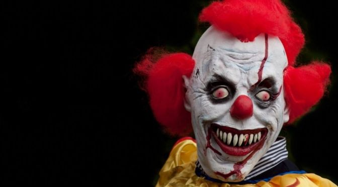 Those Creepy Clown Sightings Have Officially Reached Ohio