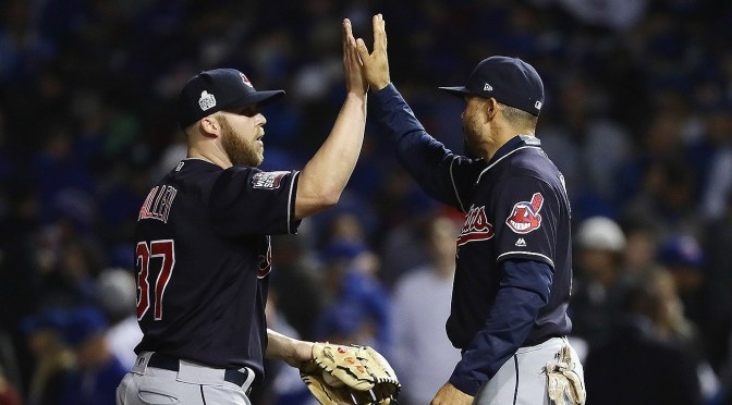 Tribe takes Game 3 despite John Hirschbeck's best efforts, other WS thoughts