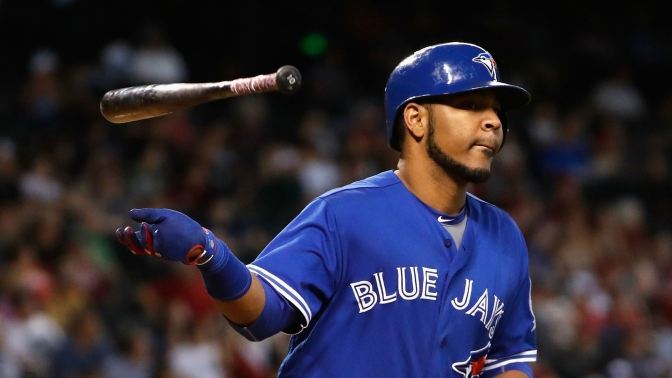 Indians sign Edwin Encarnacion, and I am dead I think
